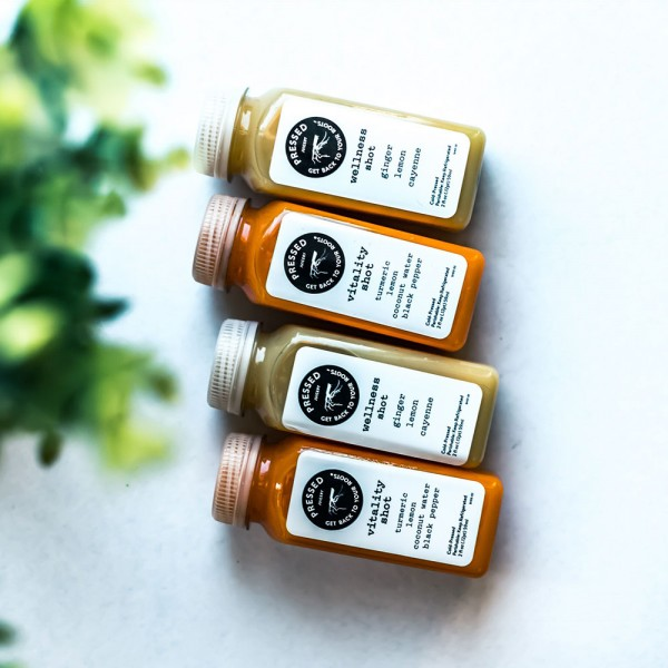 Pressed juice tropical
