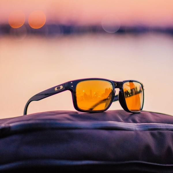 Pressed sunglasses