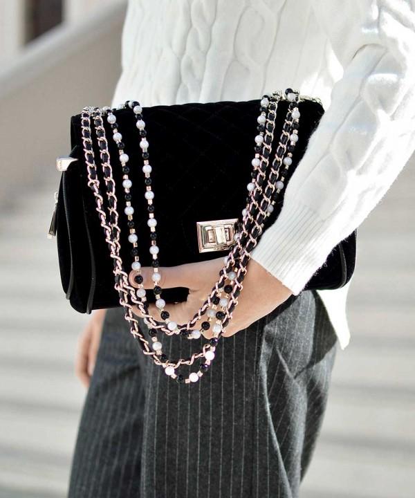 [Bag] 샤카넬 그래오로니 아이엘키니 가방